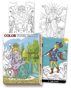 Color Your Tarot - Lo scarabeo