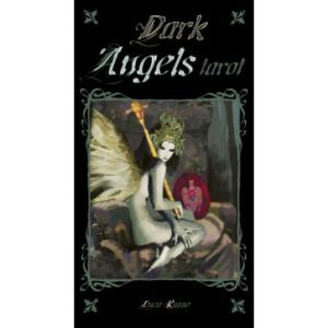 Karty Tarota - Tarot of Dark Angels - Lo scarabeo