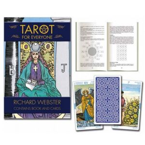 Karty Tarota + Książka - Tarot for Everyone - Richard Webster