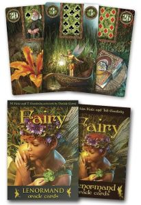Karty Fairy Lenormand - Lo scarabeo