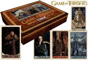 Karty - HBO\'s Game of Thrones Tarot