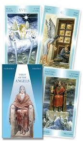 Karty Tarota - Tarot of the Angels ( Lo scarabeo )