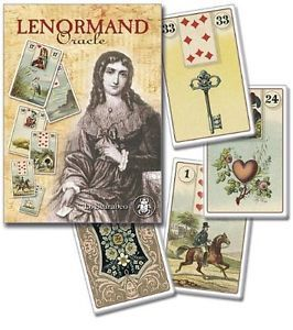 Karty Lenormand Oracle - Lo scarabeo