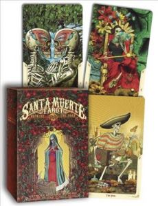 Karty Tarota - Santa Muerte Tarot - Book of the Dead - Lo scarabeo