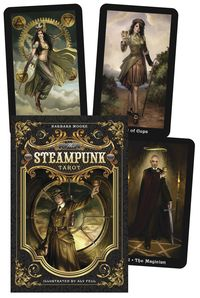 Karty Tarota - The Steampunk Tarot - Barbara Moore