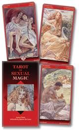 Karty Tarota - Tarot of Sexual Magic - Lo scarabeo
