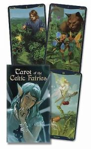 Karty Tarota - Tarot of the Celtic Fairies ( Lo scarabeo )