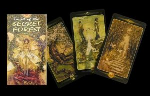 Karty Tarota - Tarot of the Secret Forest - Lo scarabeo