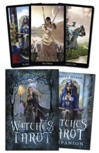 Witches Tarot Ellen Dugan, Mark Evans -  Llewellyn