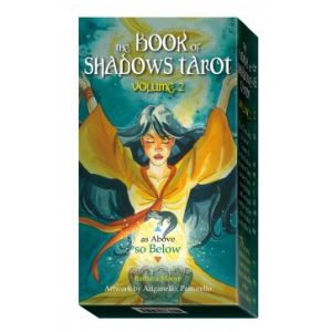 "Karty Tarota - The Book of Shadows Tarot, Vol. II, ""So Below"""