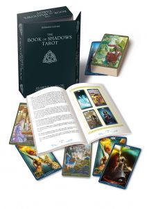 Zestaw Book of Shadows complete edition ( Lo Scarabeo )