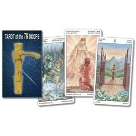 Karty Tarota - Tarot of the 78 Doors - Lo scarabeo