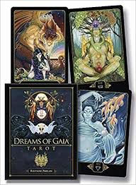 Zestaw Dreams of Gaia Tarot - BlueAngel