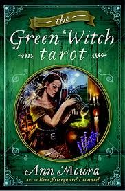 Karty Tarota - The Green Witch Tarot - Ann Moura