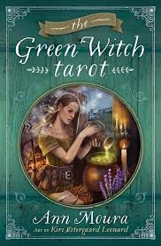 Karty Tarota - Green Witch Tarot - Llewellyn
