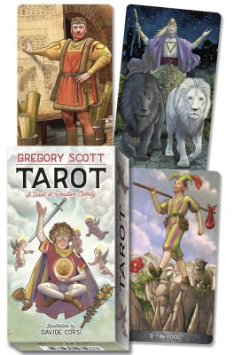 Karty Tarota -  Gregory Scott Tarot - Lo scarbeo
