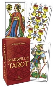 Karty Marseille Tarot - Professional Edition