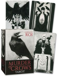 Karty Tarota - Murder of Crows Tarot - Lo scarabeo