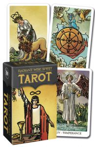 Karty Tarota - Radiant Wise Spirit Tarot Mini - Lo scarabeo
