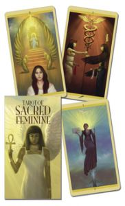 Karty Tarota - Tarot of the Sacred Feminine ( Lo scarabeo )
