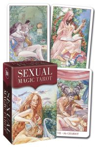 Karty Tarota - Sexual Magic Tarot Mini - Lo scarabeo