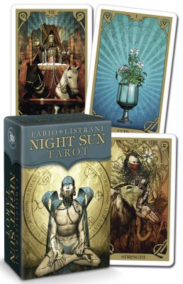 Karty Tarota - Tarot of the Night Sun Mini - Lo scarabeo