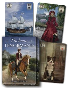 Thelema Lenormand Oracle - Lo scarabeo