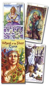 Karty Tarota - Wheel of the Year Tarot -  Lo scarabeo