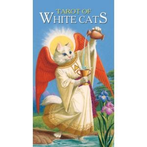 Karty Tarota - Tarot of White Cats - Lo scarabeo